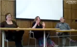 Faculty Panel on Feminism